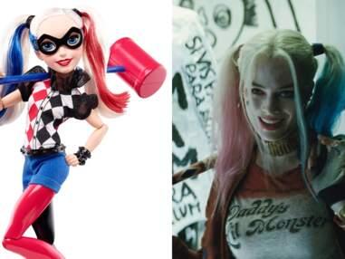 Wonder Woman, Harley Quinn... Découvrez les poupées à l'effigie des héroïnes DC Comics !