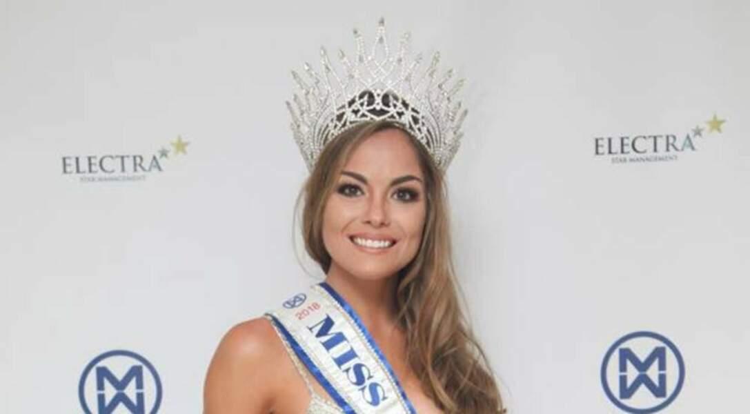 Miss USA : Marisa Butler
