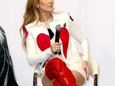 Céline Dion en cuissardes