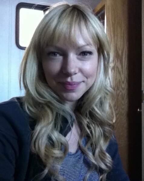 Il était une fois, Laura Prepon, l'Alex Vause d'Orange Is The New Black, plus blonde que Piper !