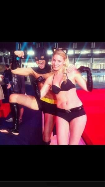 Batman et Robin(ette)