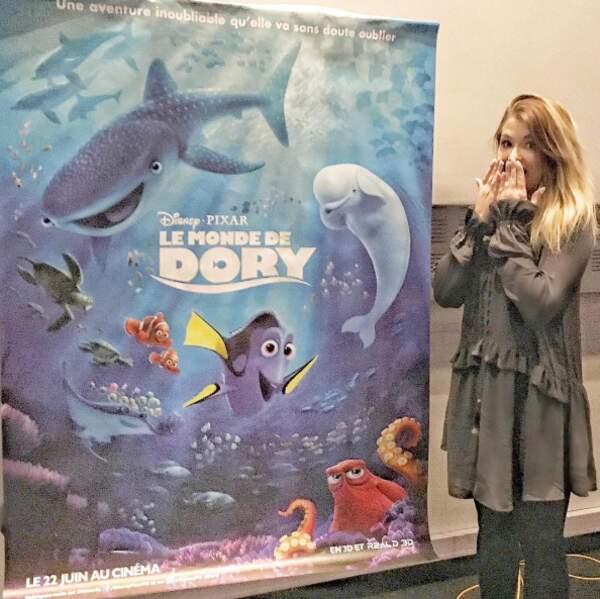 Wow : EnjoyPhoenix a prêté sa voix à un personnage du prochain Pixar.