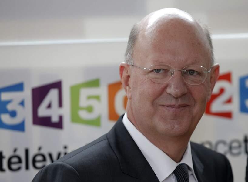 Rémy Pflimlin, ancien président du groupe France Télévisions, s'est éteint le 3 décembre 2016. Il avait 62 ans