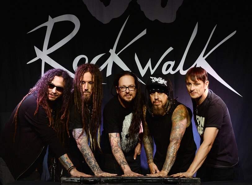 100. Korn (chanteurs)