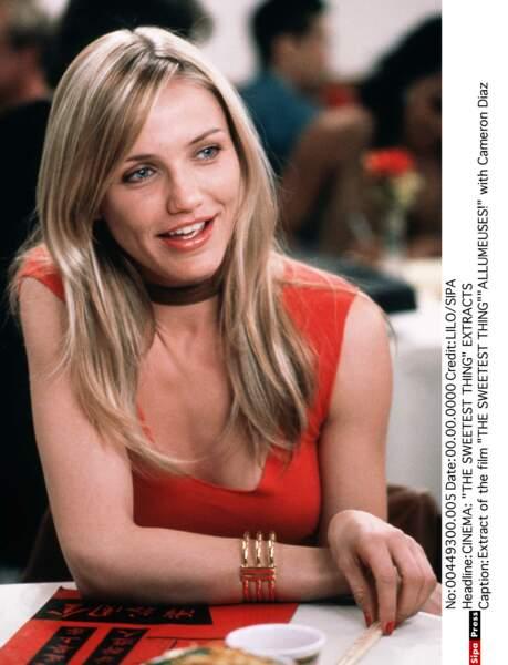 Retour au blond pour la séductrice d'Allumeuses ! (2002)