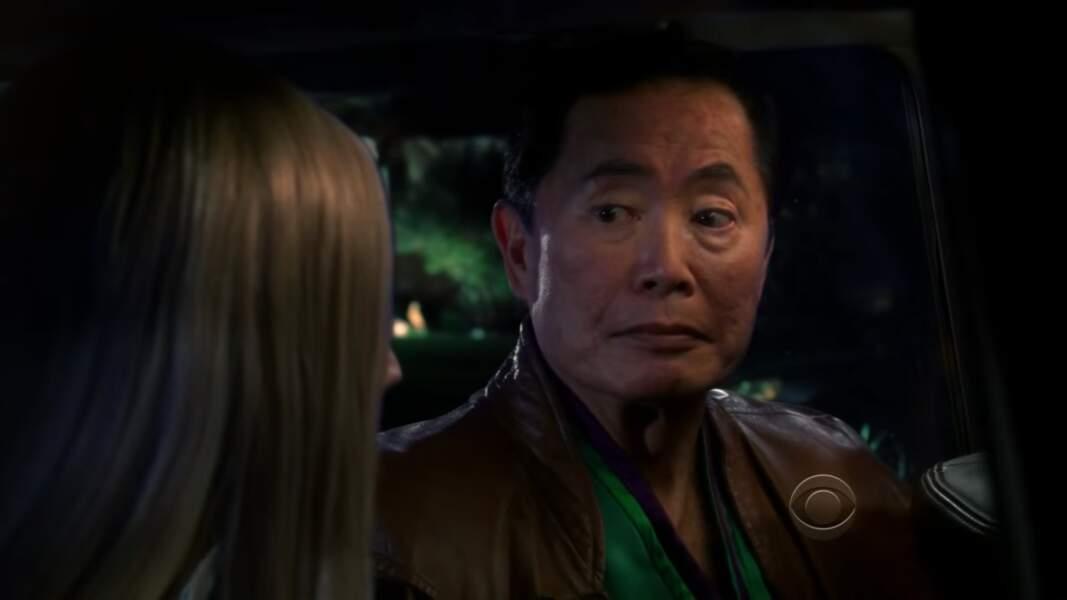 George Takei est connu pour avoir interprété Hikaru Sulu dans la série originale Star Trek