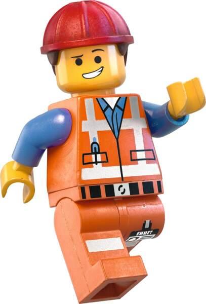 Et je ne vous parle même pas de son rôle dans Lego, la grande aventure 3D...