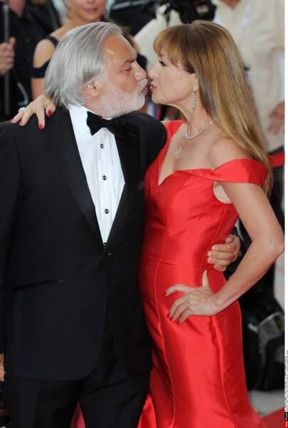 Jane Seymour file le parfait amour avec le réalisateur David Green