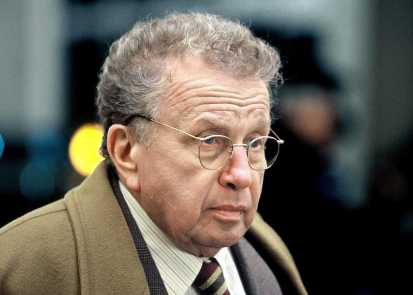 Francis Lax (comédien) est décédé le 13 mars 2013