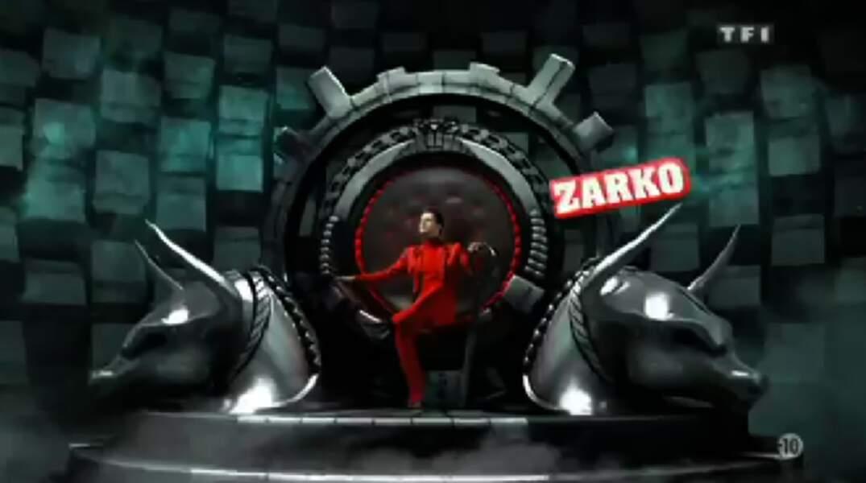"""Zarko (Saison 5). Son secret : """"Nous sommes les maîtres des souterrains"""" (avec Zelko)"""