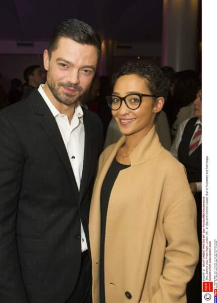 Ruth Negga et Dominic Cooper : c'est la rupture après 8 ans de relation