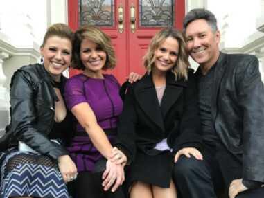 La Fête à la maison : les acteurs s'éclatent dans la maison de la série