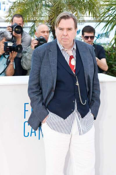 L'acteur Timothy Spall, qui tient le rôle principal du film Mr Turner