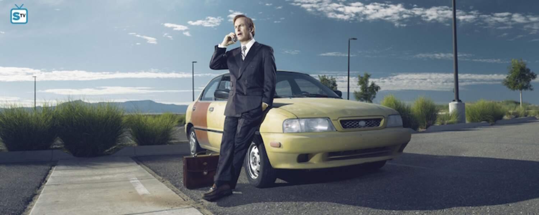 Bob Odenkirk - Jimmy McGill dans Better Call Saul