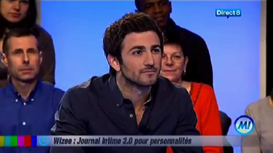 Cyril Paglino (Saison 2) est devenu chef d'entreprise
