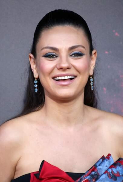 Mila Kunis, d'origine ukrainienne, se prénomme en fait Milena.