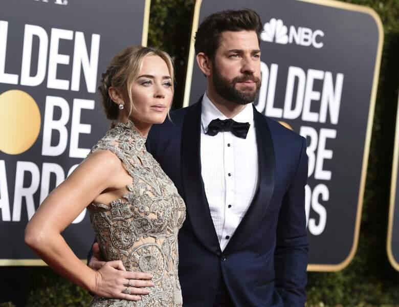 Le couple le plus puissant d'Hollywood ? Emily Blunt et John Krasinski !