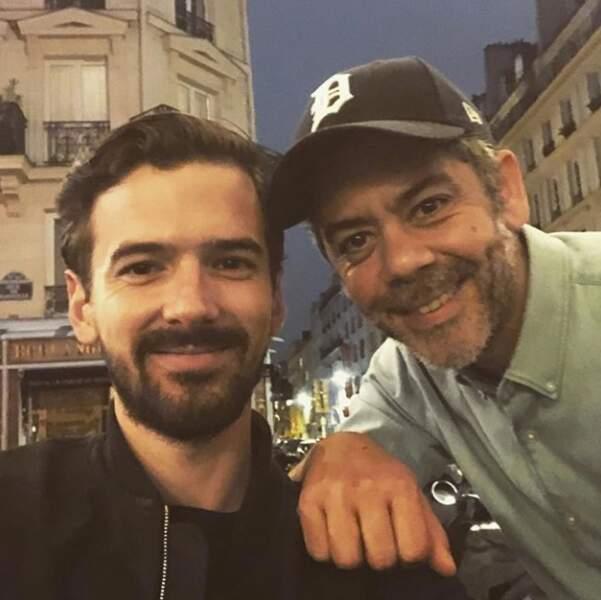 Qu'est-ce qu'on doit rigoler avec Marc-Antoine Le Bret et Manu Payet !