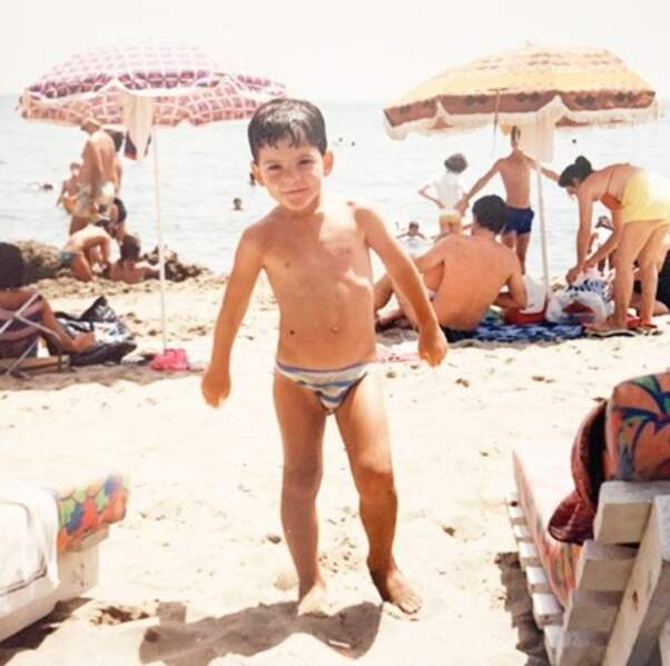 Miguel Angel Muños aussi aimait bien la plage.