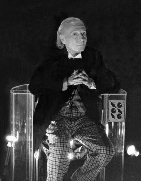William Hartnell, le tout premier Doctor Who ! Il a tenu le rôle de 1963 à 1966
