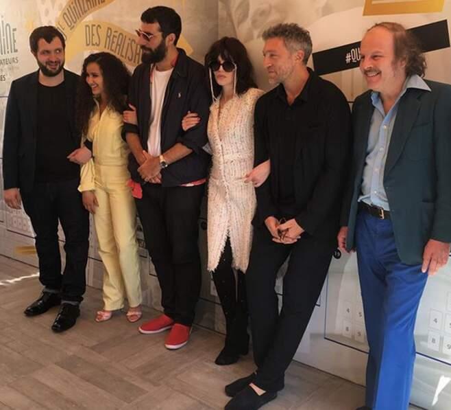 """Le cast du film de Romain Gavras """" Le monde est à toi"""""""