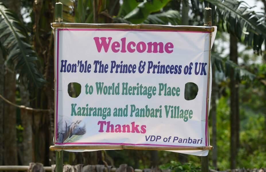 Un parc où ils sont toujours les bienvenus !