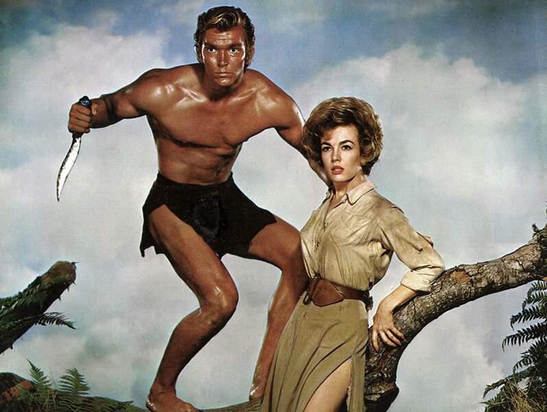 Parce que Tarzan est toujours prêt à défendre Jane !