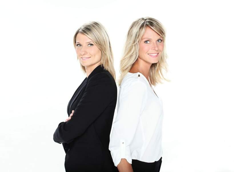 Elodie Ageron et Sandrine Arcizet reviennent avec Les Animaux de la 8