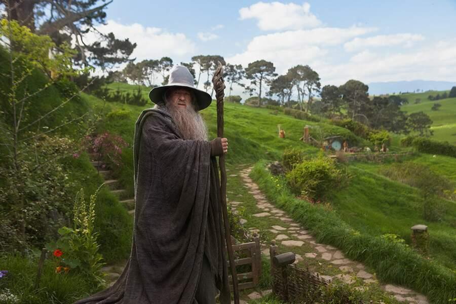 Gandalf dans Le Seigneur des anneaux !