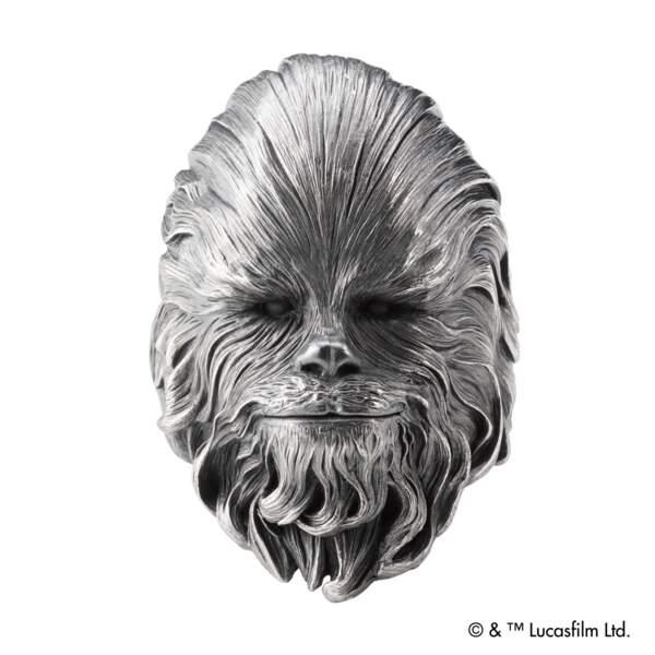 Chewbacca en bague : env. 564€