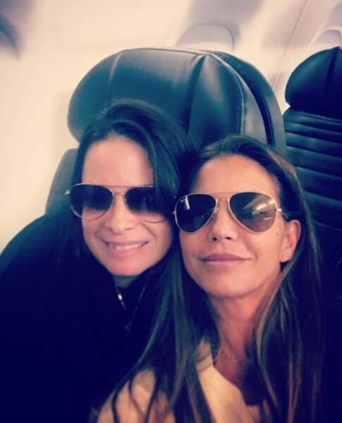 Quand Charmed rencontre Buffy dans un avion, ça donne ce selfie entre anciennes !