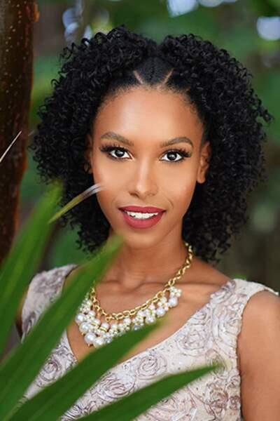 Caitlin Tyson, Miss Îles Caïman