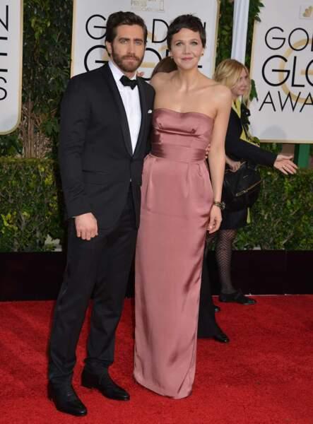 La famille Gyllenhaal, Jake et Maggie