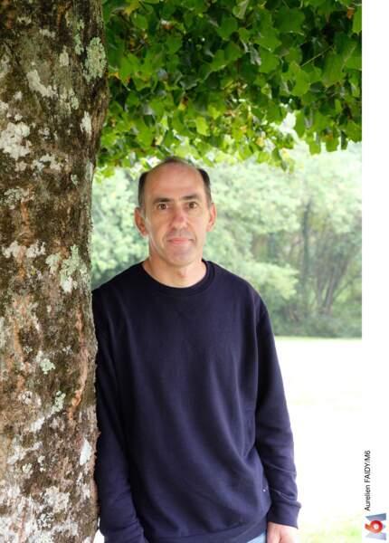 Patrice, 50 ans, osiériculteur-vannier en Centre Val de Loire