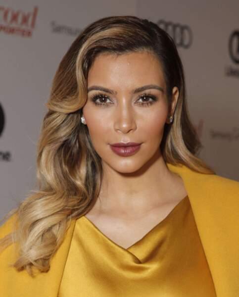 75. Kim Kardashian (star de télé-réalité)