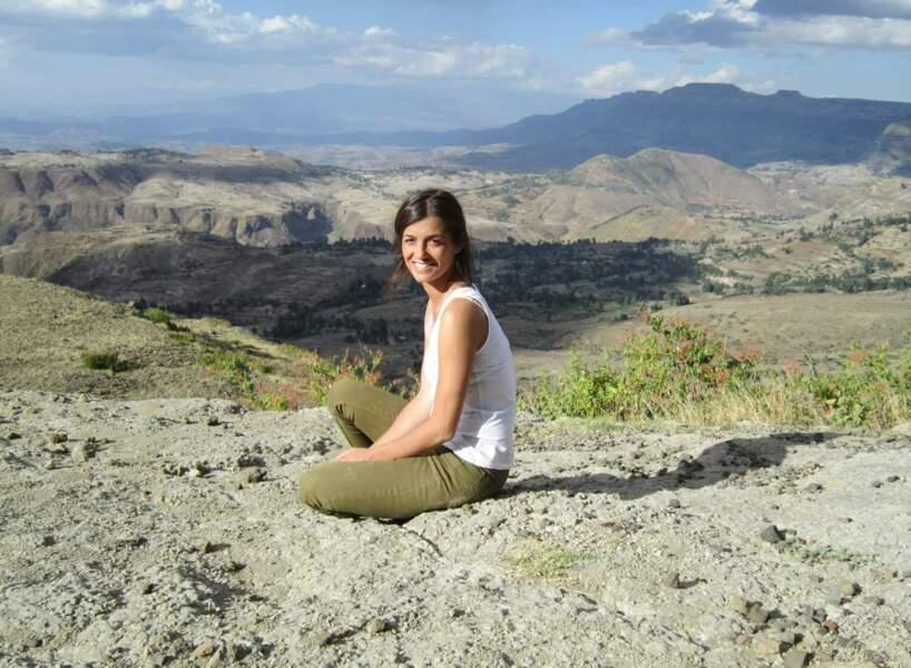 Tanya Young, qui a pris sa suite, s'est, elle, rendue en Ethiopie, sur les hauts plateaux.