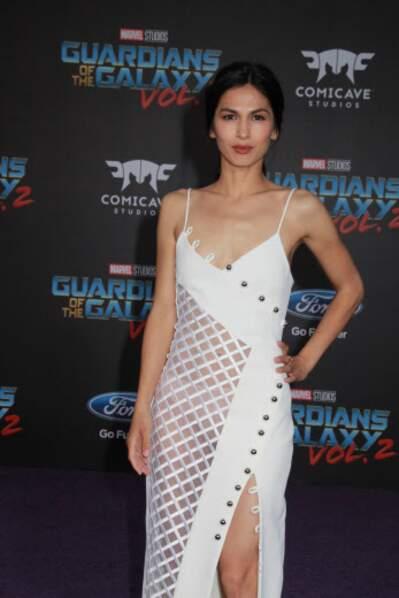Elodie Yung a l'habitude de jouer les super-héroïnes...