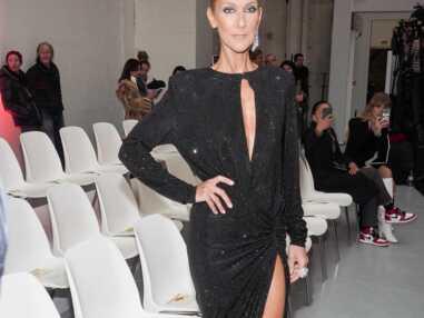 Céline Dion : sexy ou loufoques, ses looks durant la fashion-week