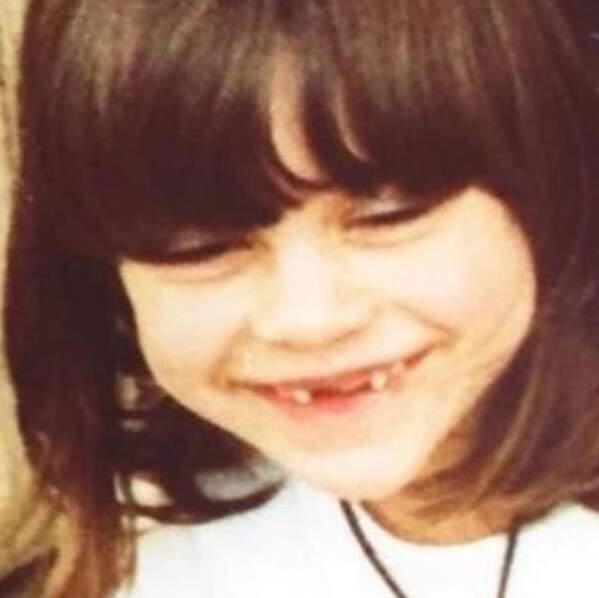 Et Jessie J avait déjà un sourire à croquer.
