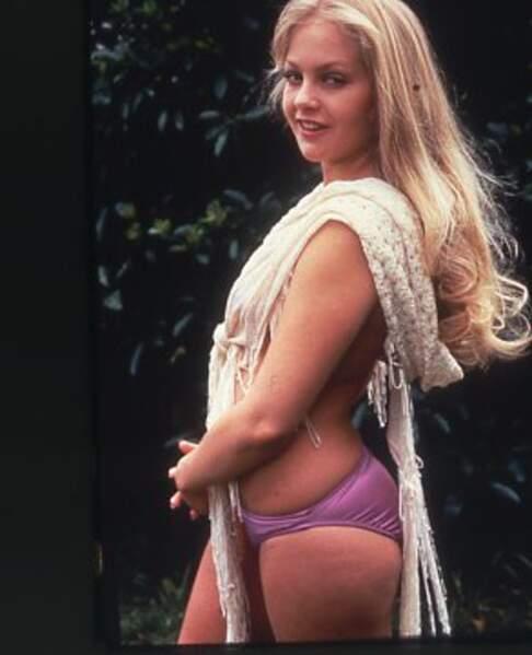 Vous vous souvenez de Lucy (Charlene Tilton), la nièce de Bobby et de J.R. ?
