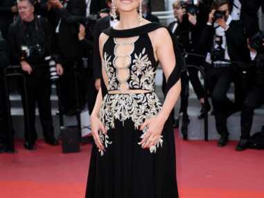 Cannes 2017 : Mary J. Blige en robe façon lingerie, Olga Kurylenko tout en transparence…
