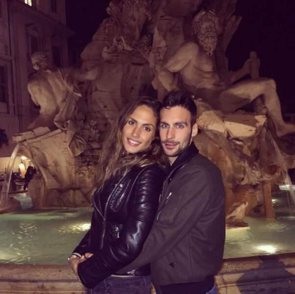 En amoureux à Rome