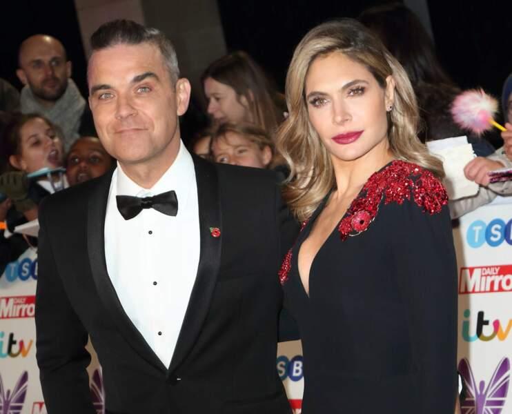 Robbie Williams et son épouse l'actrice Ayda Fields, parents de 2 enfants, ont annoncé le 7 septembre.....
