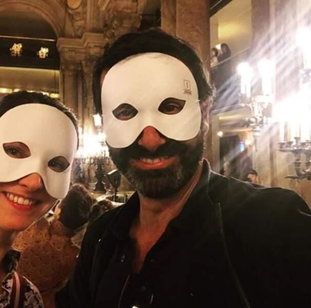... ou des masques tout court !