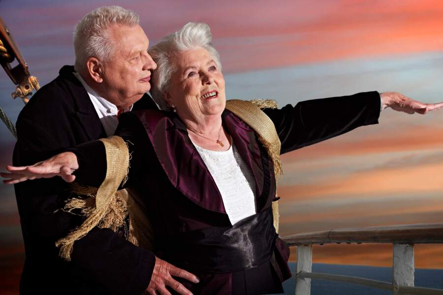 Je suis le maître du moooonde (Titanic, 1997)