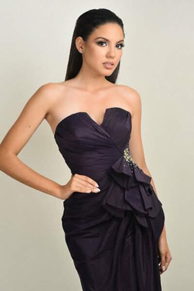 Vanessa Villars, Miss Honduras