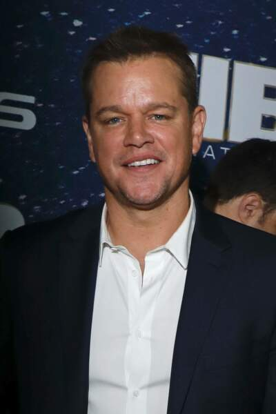 Matt Damon a vu le jour un 8 octobre