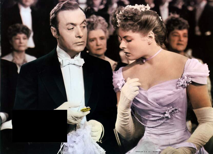 Charles Boyer, ici aux côtés d'Ingrid Bergman dans Gaslight (1944), est l'acteur français le plus nommé aux Oscars…