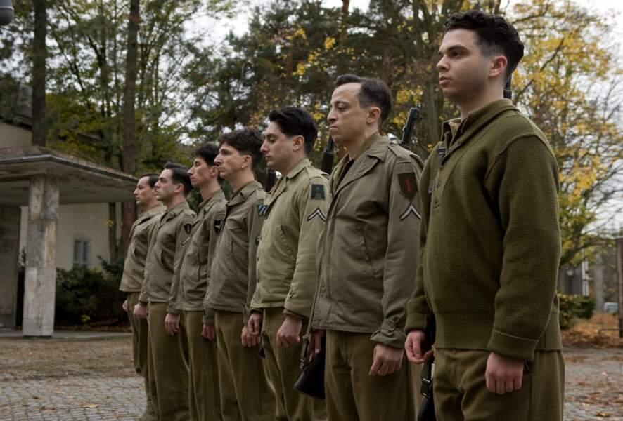 Christoph Waltz, second rôle du film, obtiendra pas moins de 8 récompenses