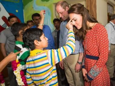 Kate et William entre New Delhi et safari